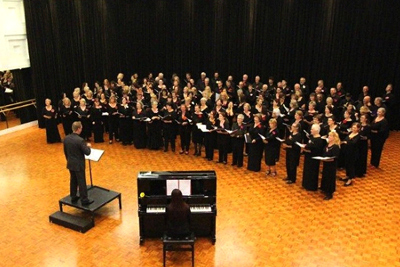 QPAC Choir at Lyric Theatre