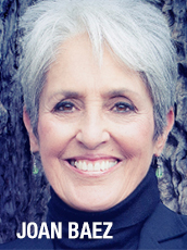 QPAC - Joan Baez - Concert Hall, QPAC - Tickets & Dining Packages